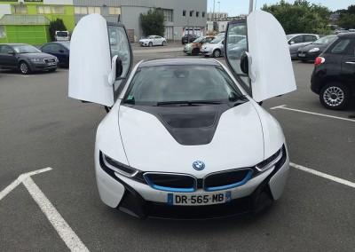 BMW i8 e-drive