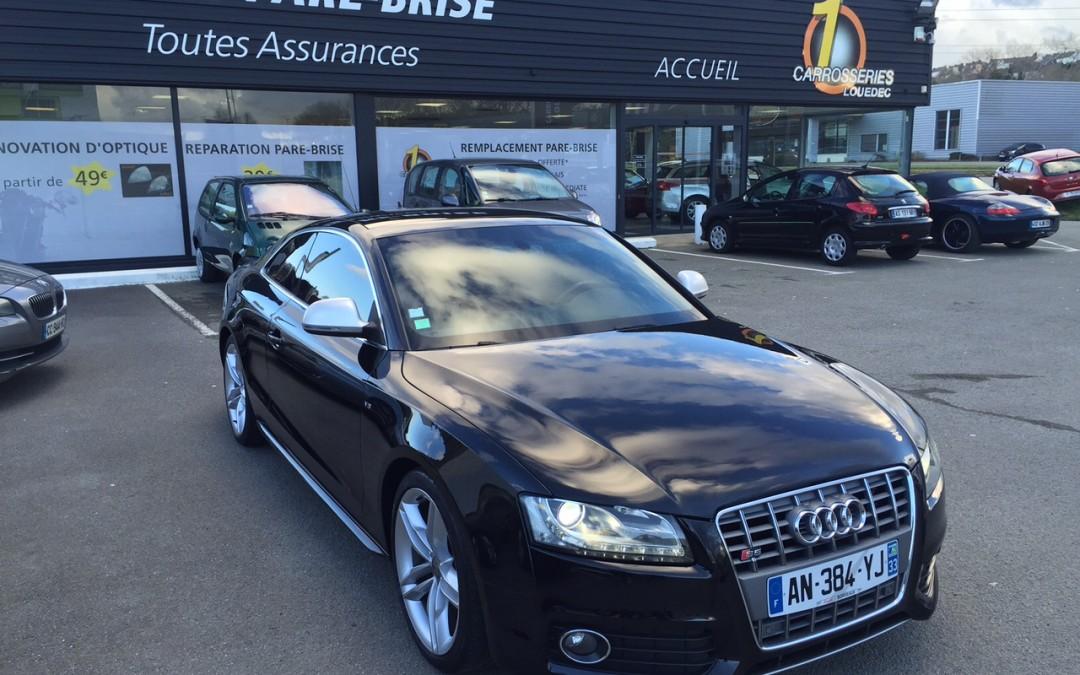 Lustrage Audi A5