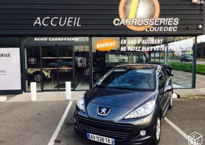 Peugeot 207 hdi 90 premium 5 por…