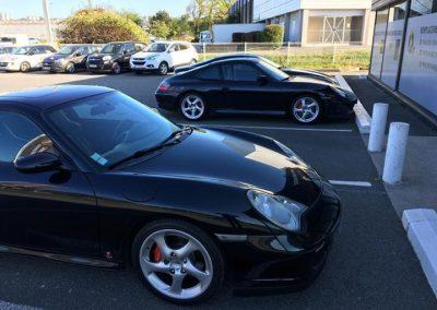 Porsche 996 carrera 4s par deu…..