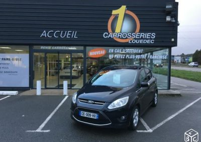 Ford c max 1.6 tdci pack Voiture…