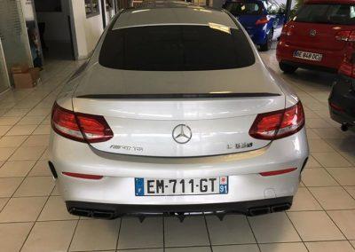 Mercedes AMG C 63 S COUPE  Enc…..